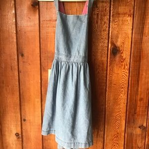 Girls Tommy Hilfiger size 14 overall dress